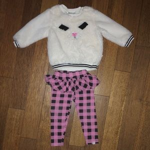 Rosie Pope 24m bunny rabbit outfit